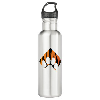 Tigerpaw Water Bottle (24 oz), Stainless Steel