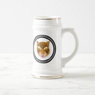 Tigers Athletics Emblem Beer Stein