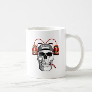 Tigers Blood Drink Basic White Mug
