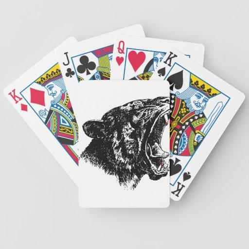 Tiger's Blood Deck Of Cards