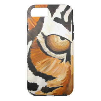 Tiger's Eye (Kimberly Turnbull Art) iPhone 8/7 Case