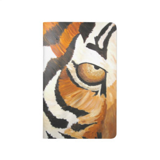 Tiger's Eye (Kimberly Turnbull Art) Journal