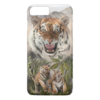 Tigers iPhone 8 Plus/7 Plus Case