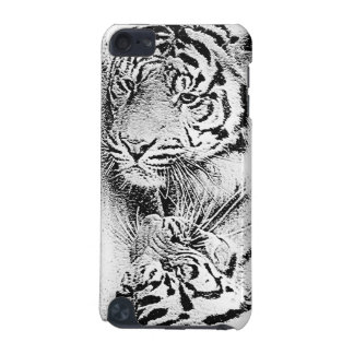 Tigers of love_ iPod touch 5G cases
