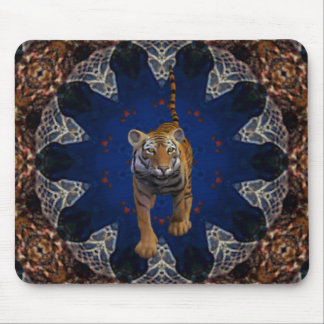 Tigers Universe. Mouse Pad
