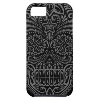Tight Dark Sugar Skull iPhone 5 Cases