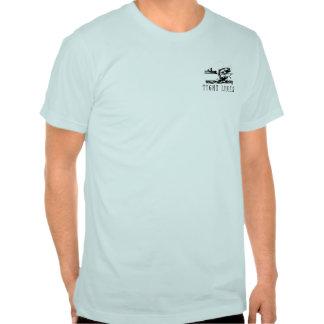 Tight Lines Fishing T Shirts