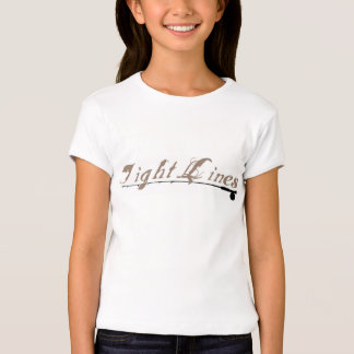 Tight Lines Tee Shirts