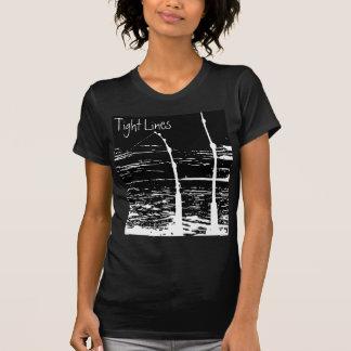 Tight Lines Tshirts