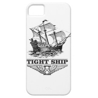 tight ship of sailing iPhone 5 case