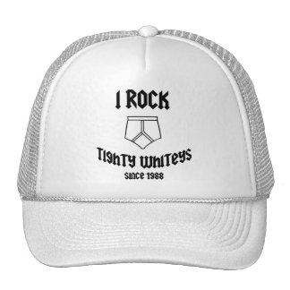 tight whites cap