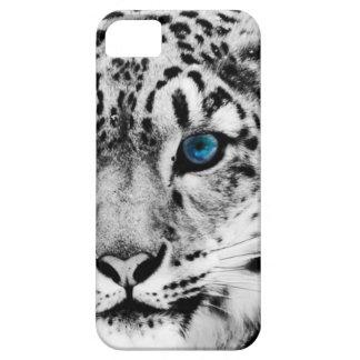 Tigre-en-blanco-y-negro jpg iPhone 5 cases