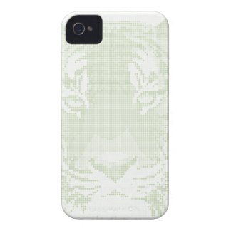 Tigre Verde Capas iPhone 4