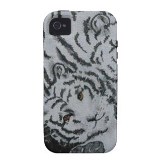 TIGRES png Case-Mate iPhone 4 Covers