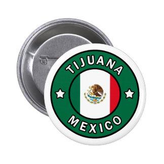 Tijuana Mexico button