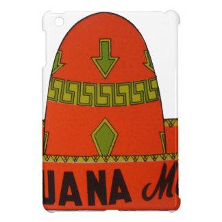 Tijuana Sombrero Travel Sticker iPad Mini Cover