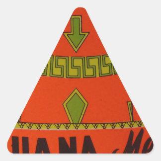 Tijuana Travel Sticker