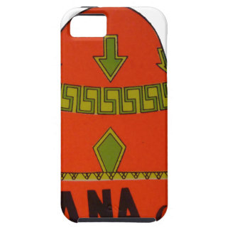 Tijuana Travel Sticker Case For The iPhone 5