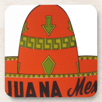 Tijuana Travel Sticker Coaster