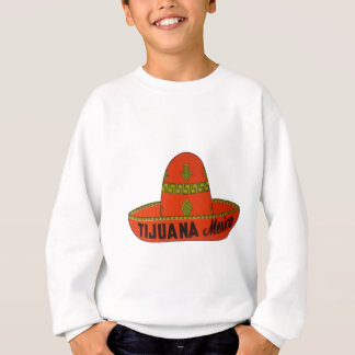 Tijuana Travel Sticker Sweatshirt