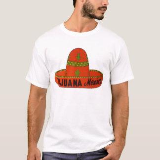 Tijuana Travel Sticker T-Shirt