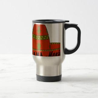 Tijuana Travel Sticker Travel Mug