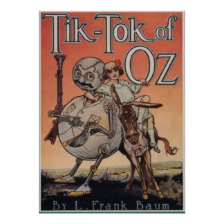 Tik-Tok of Oz Poster