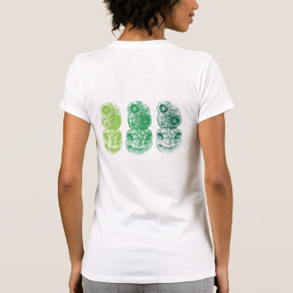 Tiki 6 Back Micro-Fiber Singlet T Shirt