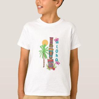 TIKI ALOHA T-Shirt