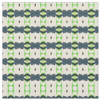 Tiki design pattern fabric