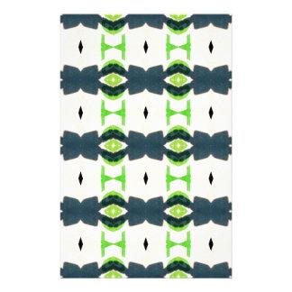 Tiki design pattern stationery