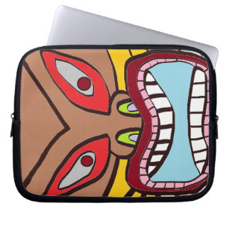 Tiki Laptop Sleeve