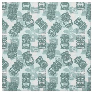Tiki Party - Ocean Fabric