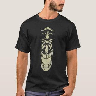 tiki. T-Shirt