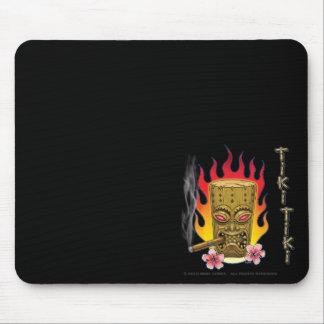 Tiki Tiki Mouse Pad