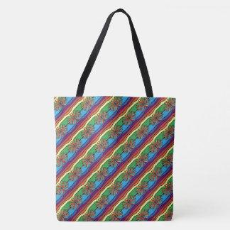 Tiki Tiki Tote Bag