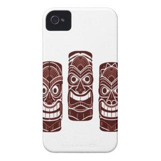 Tiki Time iPhone 4 Case