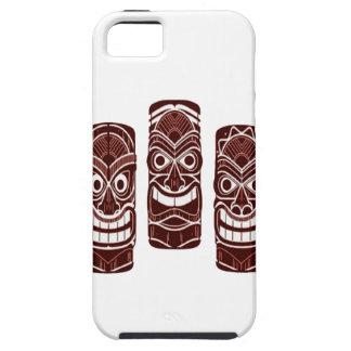 Tiki Time iPhone 5 Case