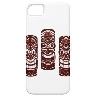 Tiki Time iPhone 5 Covers