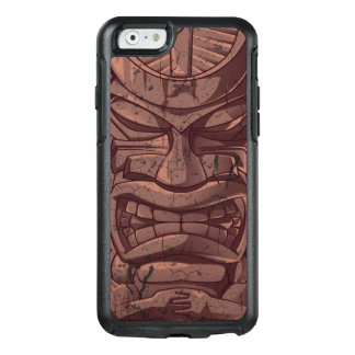 Tiki Wooden Statue Totem Sculpture OtterBox iPhone 6/6s Case