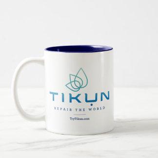 Tikun Logo Mug