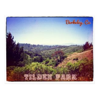 Tilden Park/ Berkeley postcard