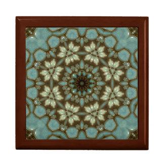 Tile Gift Box - Stone Art - 2