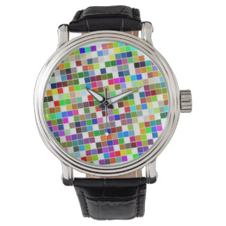 Tile Maze Watch