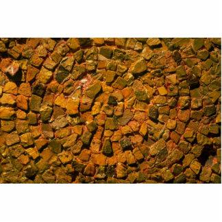 Tile mosaic acrylic cut outs