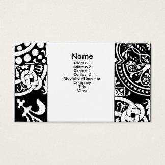 tile ornaments business card