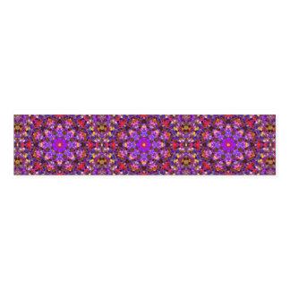 Tile Style Pattern  Napkin Bands