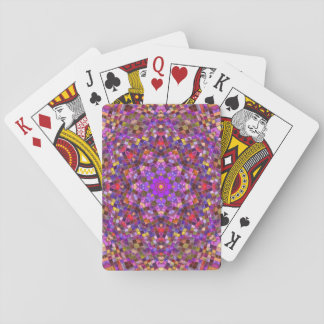 Tile Style Playing Cards, Standard Index faces Playing Cards