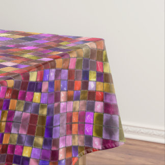 Tile Style  Vintage Kaleidoscope    Tablecloths