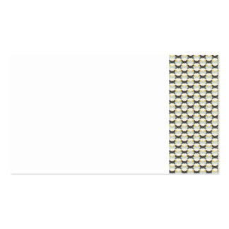 TILED DECORATIVE EGG SHAPE PATTERN BACKGROUDS WALL BUSINESS CARD TEMPLATES